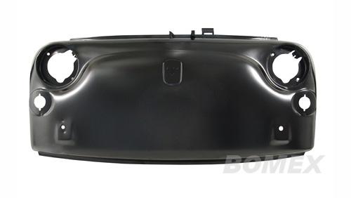 Frontmaske, Fiat 500 F/L