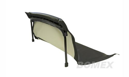 Klappverdeck mit Querträger, schwarz, Fiat 500 F/L/R