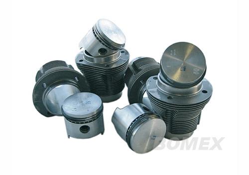 Kolben & Zylinder, Mahle, 85.5x69, 1600ccm