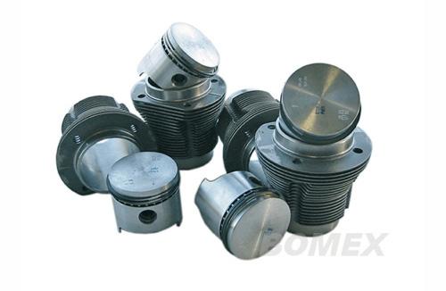 Kolben & Zylinder, Mahle, 90.5x69mm, 1778ccm