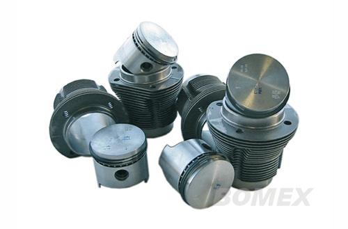 Kolben & Zylinder, Mahle, 92x69mm, 1835ccm