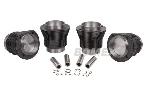 Kolben+Zylinder, 88x69mm,1679ccm, SLIP IN , Käfer, Karmann, Kübel, Bus
