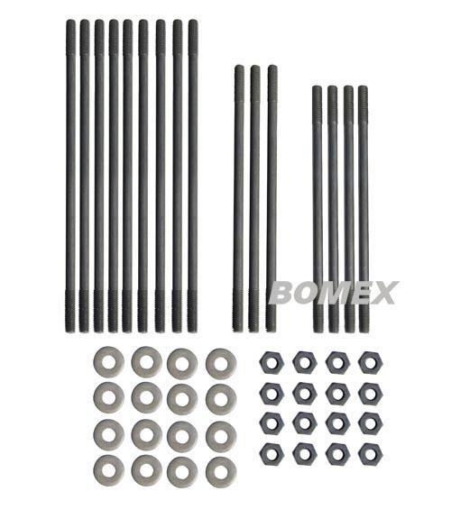 Stehbolzen, 10mm, Doppelkanalkopf, 1500-1600ccm