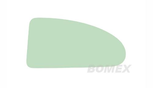 Seitenscheibe, grün, hinten, Limousine, 1965-