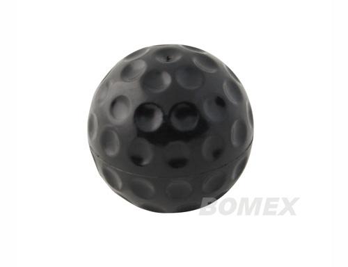 Schaltknauf, Golfball, schwarz, 1968-