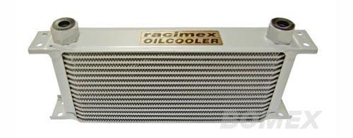 Ölkühler, Aluminium, 140x50x330mm, -3500ccm