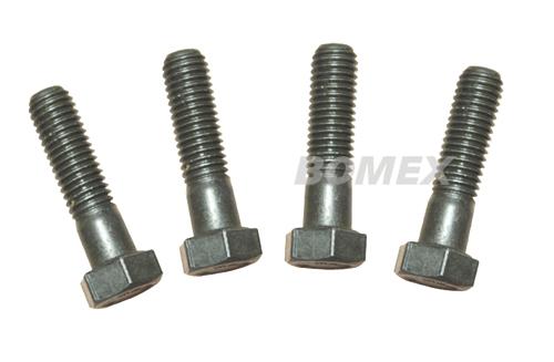 Schraubensatz für Drehstabdeckel, M10x38, Käfer, Karmann, Typ 3