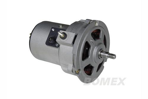 Lichtmaschine, Drehstrom, 12 Volt, 23-51 Ampere