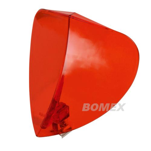 Wirbulator für die  Frontscheibe, rot, Käfer