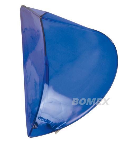 Wirbulator für die Frontscheibe, blau, Käfer
