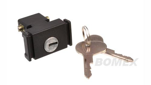 Handschuhfachschloss mit 2 Schlüssel