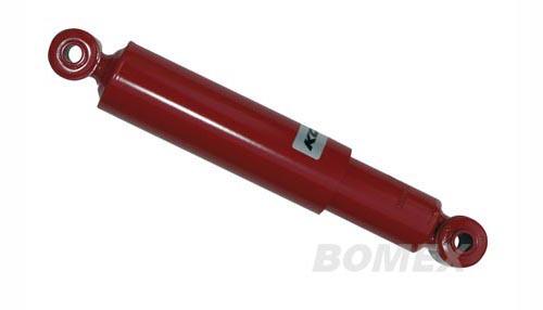 Stoßdämpfer, hinten/vorne, KONI-rot , Pendelachse