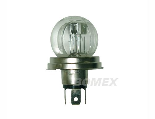 Glühlampe, Hauptscheinwerfer, 6 Volt, 45/40 Watt, Bilux