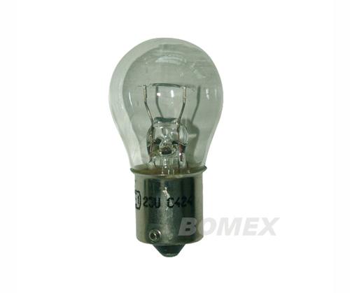 Glühlampe, Einfaden, 12 Volt, 21 Watt