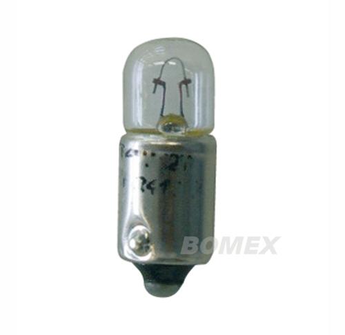 Glühlampe, Standlicht/Innenleuchte,12 Volt, 4 Watt