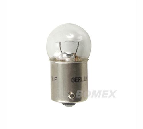 Glühlampe, Kennzeichenleuchte, 6 Volt, 10 Watt