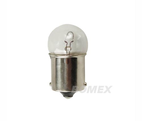 Glühlampe, Kennzeichenleuchte, 12 Volt, 10 Watt