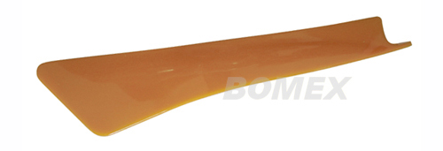 Winkerglas, Repro, 6+12 Volt, orange, 1954-1960
