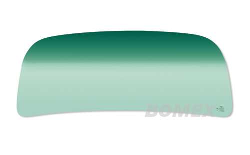 Frontscheibe, grün/Grünkeil, Limousine, 1965- + 1302