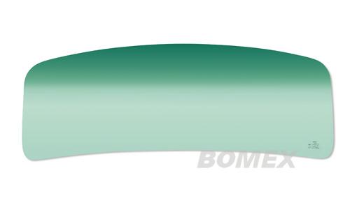 Frontscheibe, grün/Grünkeil, Cabrio, 1965-1970 + 1302