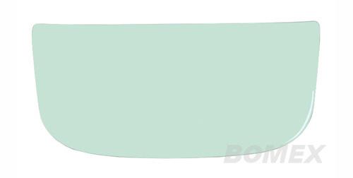 Frontscheibe, grün, Cabrio, 1303