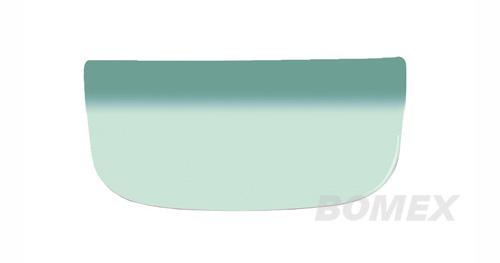 Frontscheibe, grün/Grünkeil, Cabrio, 1303