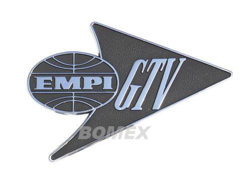 """Emblem """"Empi GTV"""""""