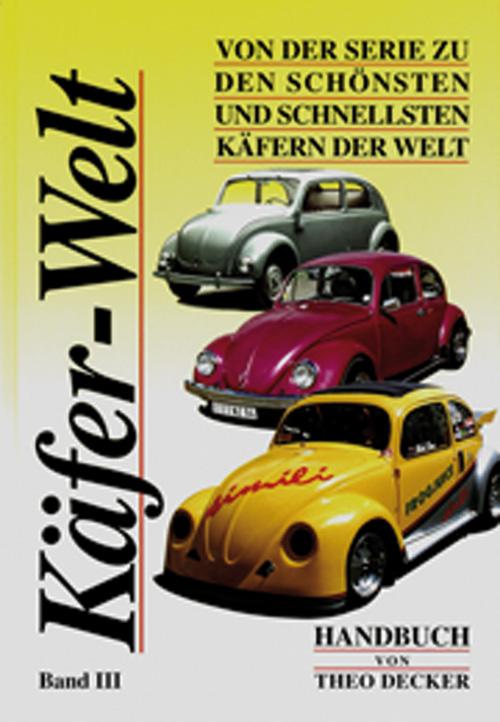 Käfer Welt, Band 3, Theo Decker