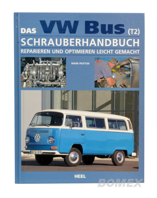Schrauberhandbuch VW Bus T2