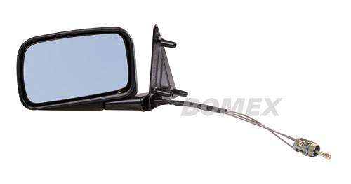 Spiegel, innen verstellbar, links, Golf 2 .87-