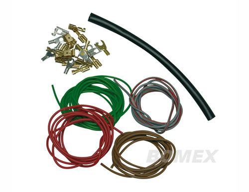Kabel und Klemen, Zusatzinstrumente