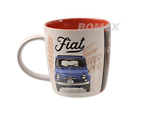 Kaffeebecher, Fiat, Enjoy The Good Times