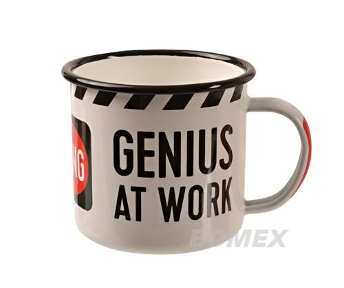 Blechbecher, Genius At Work