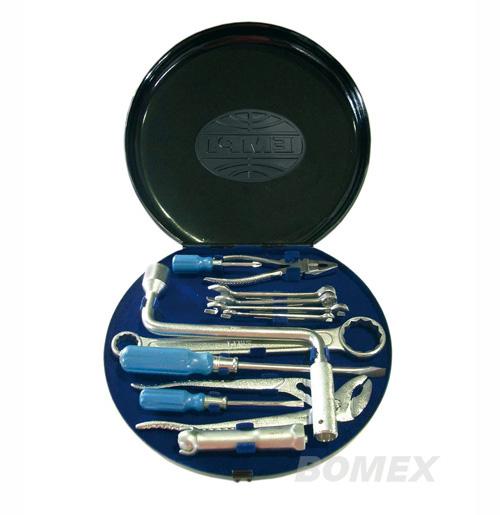 """Werkzeugbox """"EMPI"""", komplett, für Reserverad"""