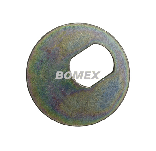 Exzenterscheibe, Zylinderschraube, 4mm