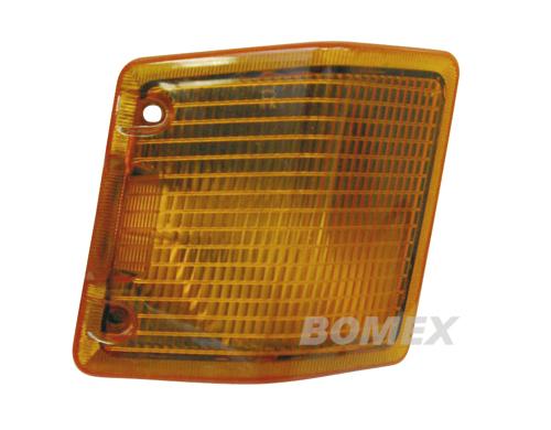 Blinker, orange, vorne rechts, Bus T3, 79-92