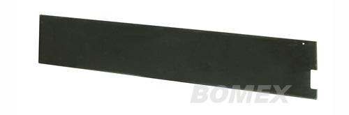 Türblech, außen rechts, 190mm, 1950-