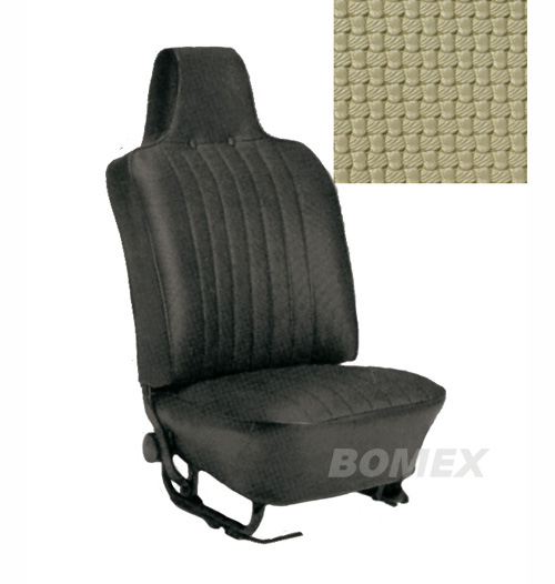 Sitzbezüge, beige, Cabrio, 1970-1972