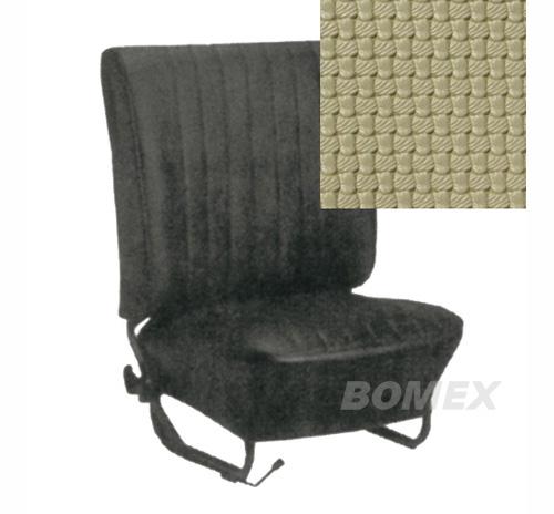 Sitzbezüge, beige, Cabrio, 1965-1967
