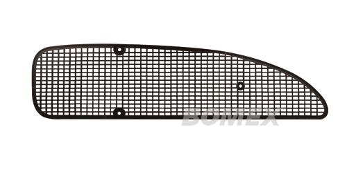 Gitter, Lufteinlass, innen, links/rechts, Karmann, 59-74