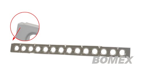 Verstärkungsblech, rechts, Cabrio, 1956-1974