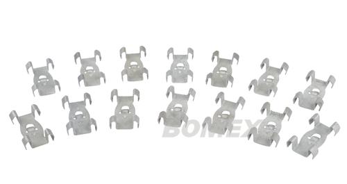 Klammer,Schwellerleiste, 14 Stück, Typ 3, Bj. 61-66