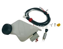 Wasserbehälter, E-Pumpe 12V, Bus T1