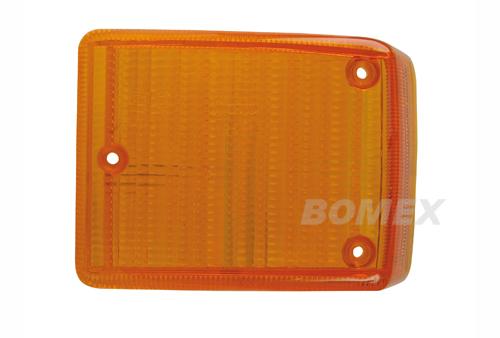 Blinkerglas, orange, vorne links, Bus T2, 8.72-7.79